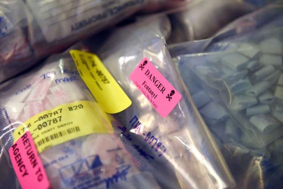 How does New York's drug epidemic compare to other states