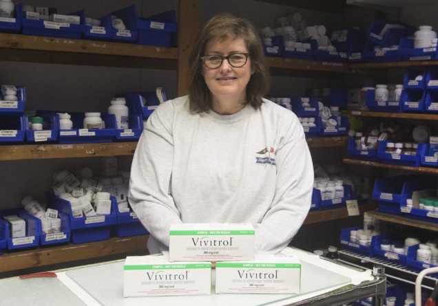 Clinic gives new hope to addicts