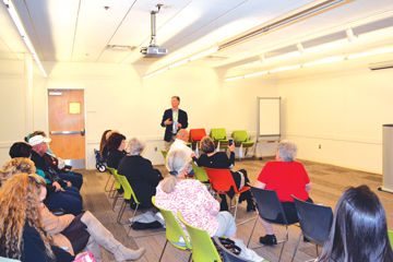Town hall outlines proposed drug treatment facility